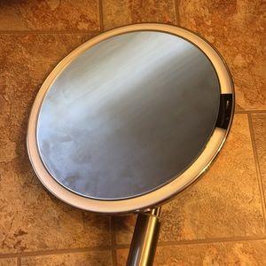 simplehuman Bath - NIB Simple Human Wall Mount Sensor Mirror
